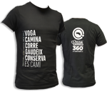 Donatiu per a la conservació del Camí de Cavalls + Camiseta Unisex