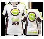 Camiseta dona Coolmax | Blanca