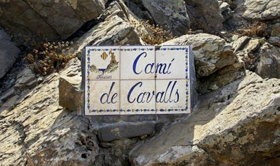 placa_senyal_cami_de_cavalls