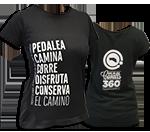 Donativo para la conservación del Camí de Cavalls + Camiseta Mujer