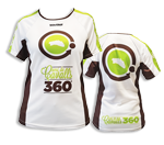 Camiseta mujer Coolmax | Blanca