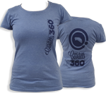 Donation for the Camí de Cavalls conservation + Blue women T-shirt