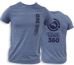 Donation for the Camí de Cavalls conservation + Blue unisex T-shirt