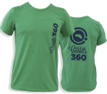 Donation for the Camí de Cavalls conservation + Unisex green T-shirt