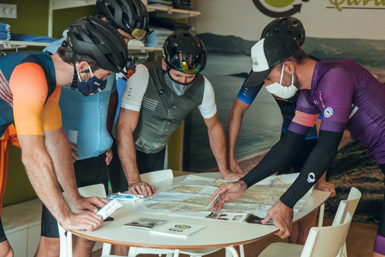 Dissenyem programes a mida per a cada grup participant (Foto: Aitor Lamadrid).