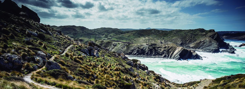 Zona des Pou d'en Caldes i Mongofra (Foto: Camí de Cavalls 360º).