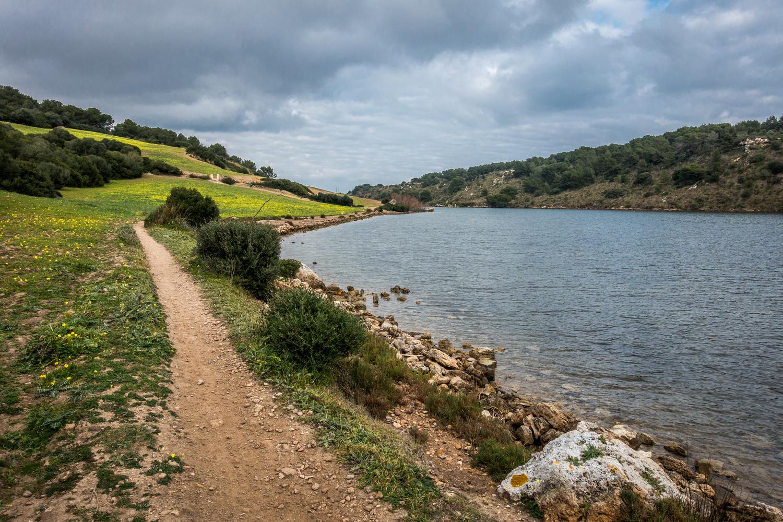 Port d'Addaia (Foto: Camí de Cavalls 360º).