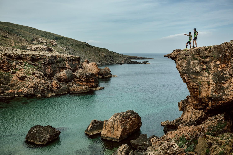Cala en Calderer (Foto: Jordi Saragossa).