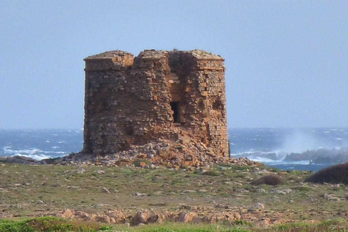 Torre de Sanitja.