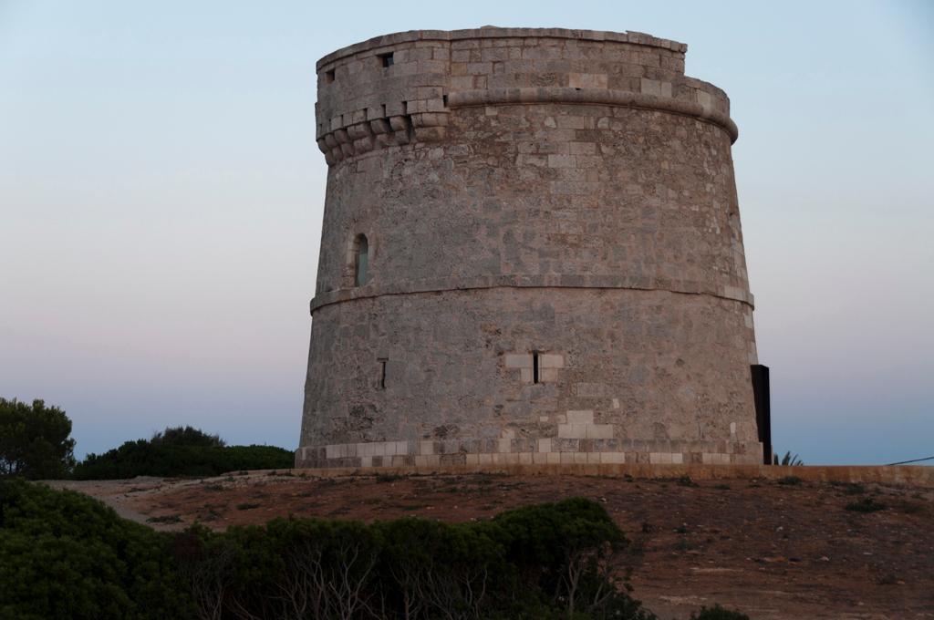 Torre de Son Ganxo (Foto: jorapa).